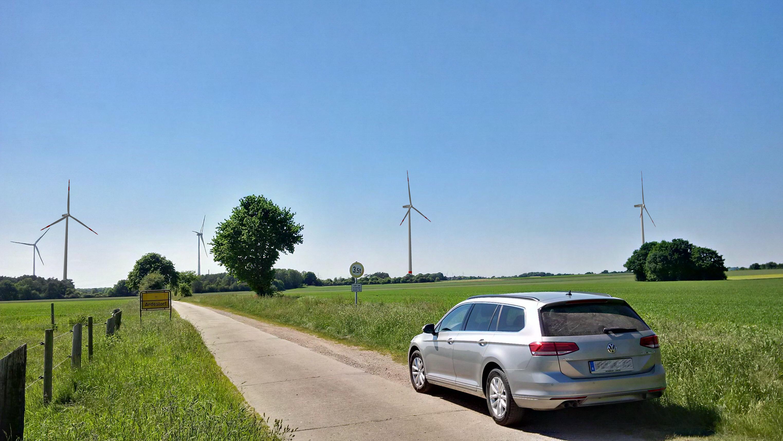 Foto 2 - WEA Immenbeck + 3 x Senvion (Ardestorf)