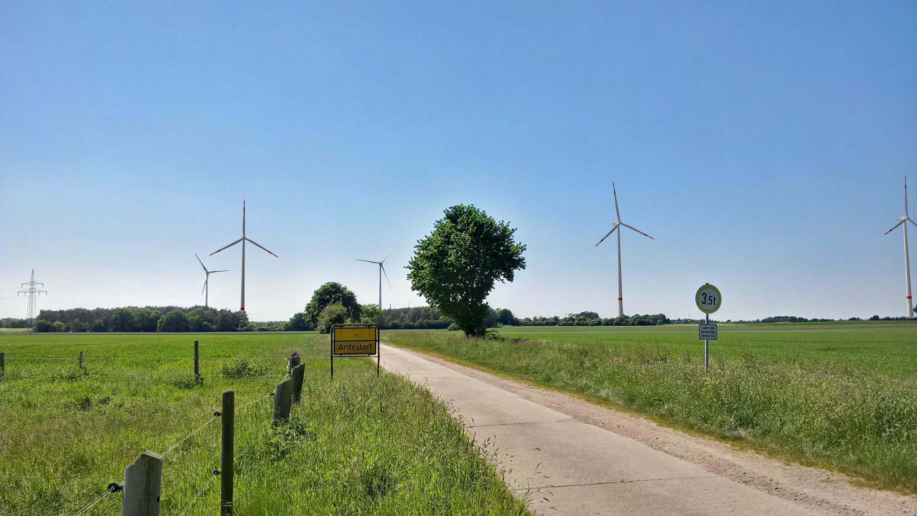 Foto 4 - WEA Immenbeck + 3 x Senvion (Ardestorf)