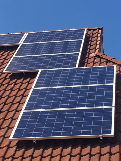 private PV-Anlage in Buxtehude